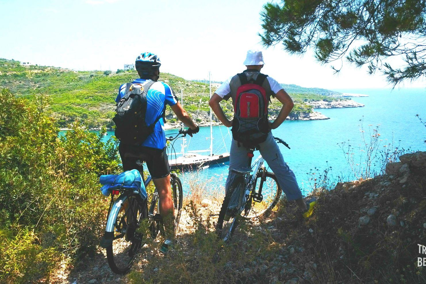 011 Spetses by Bike