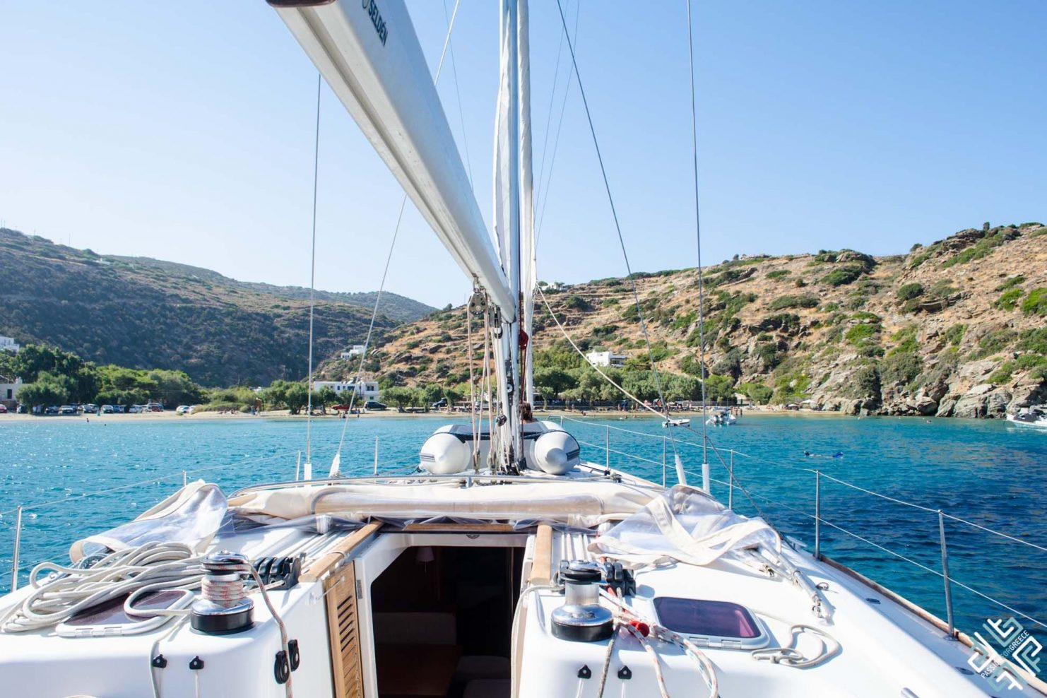 014 Delos & Rheina by Boat