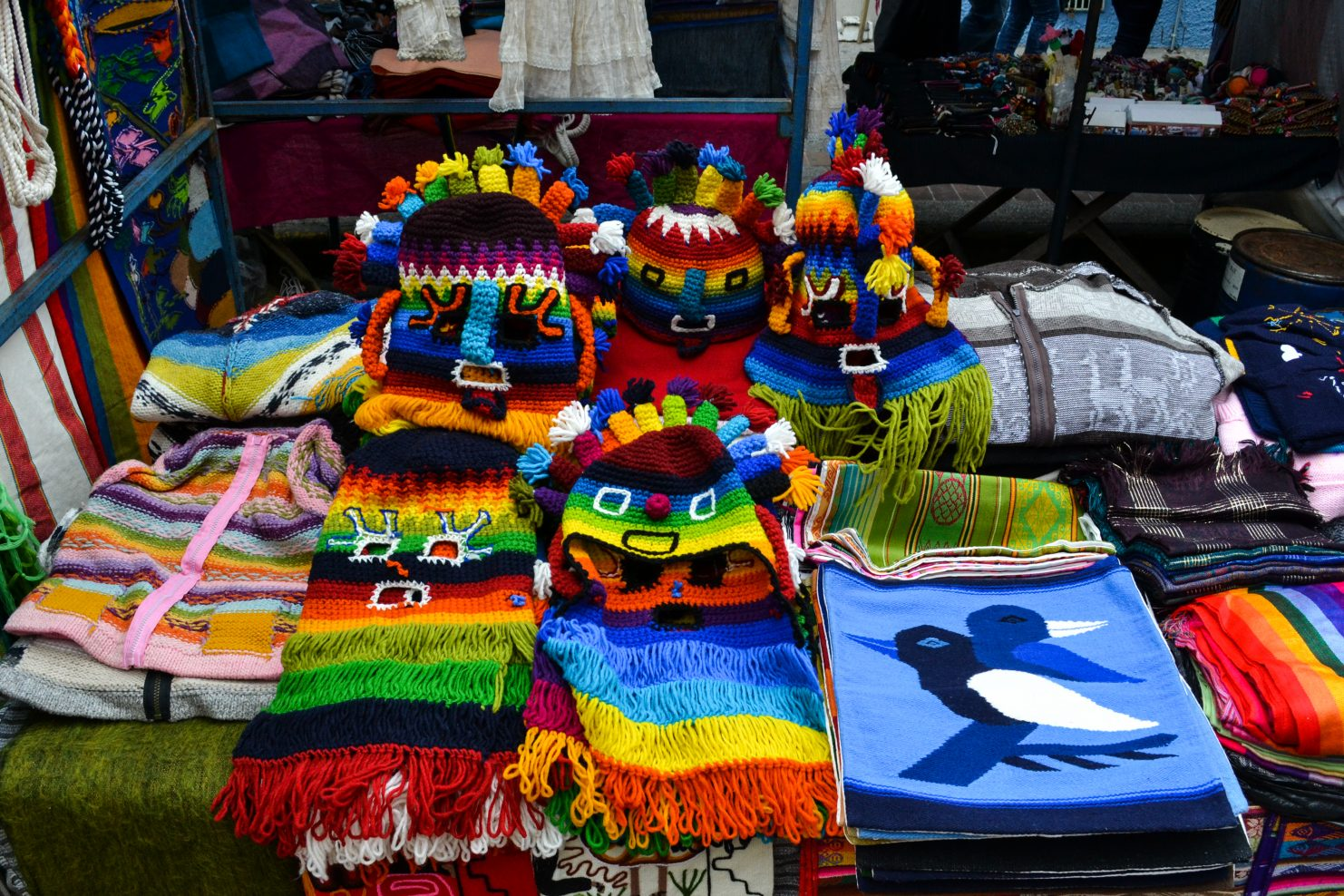 015 Otavalo Hat Making