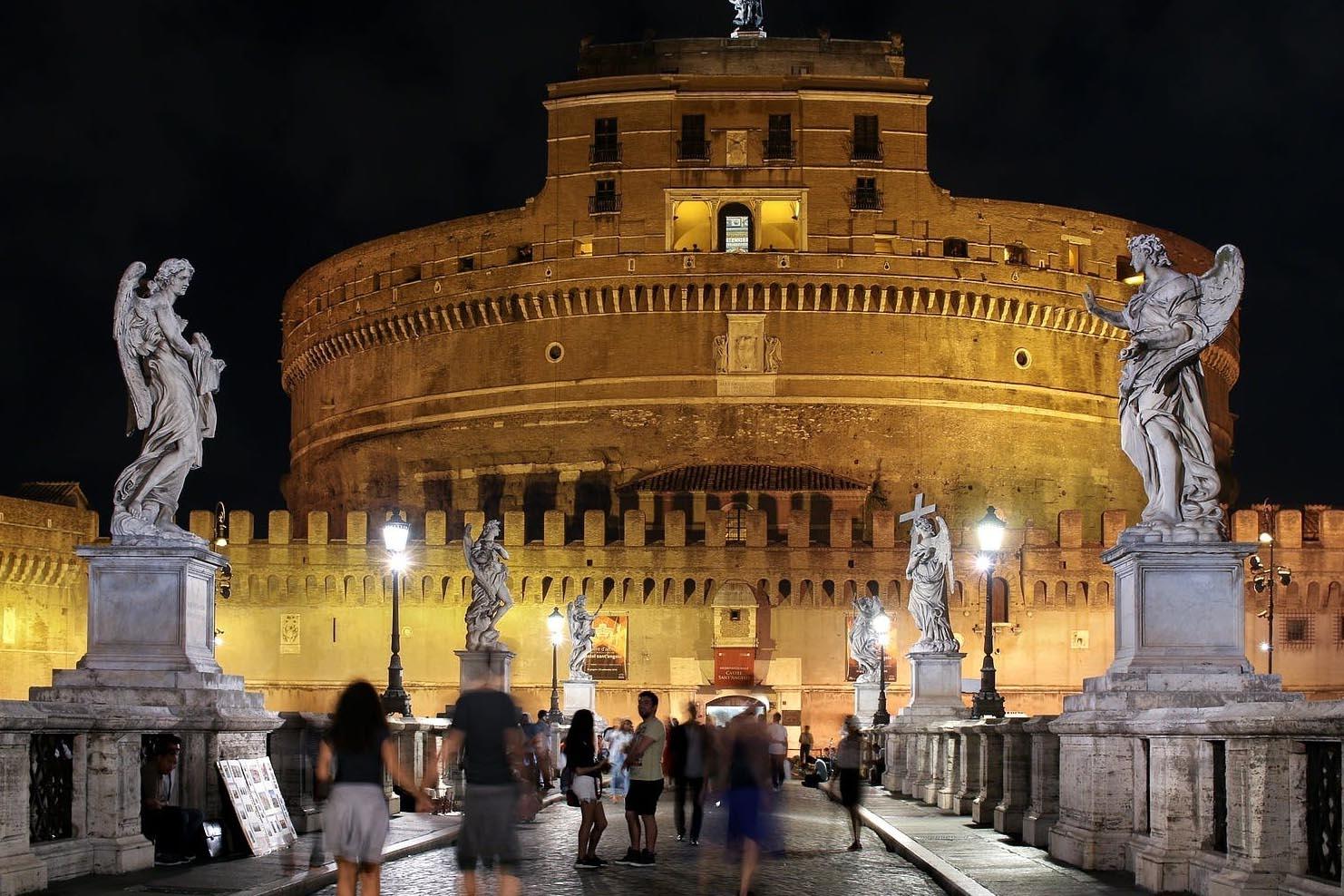 ITALY BOXES_0007_021 Rome at Nite